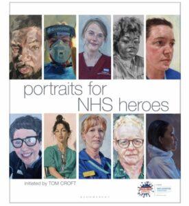 NHS Heroes Book Cover