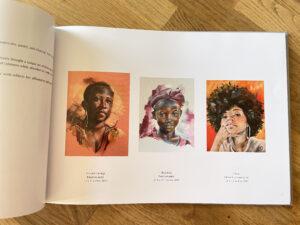 Artios Gallery Brochure, Art of Being Alone, 2020