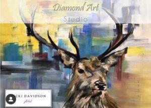 Stag Diamond Painting